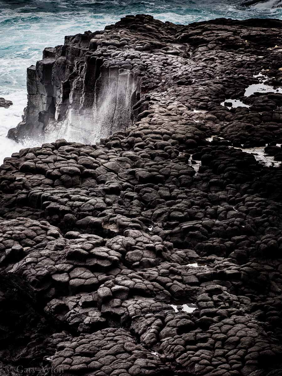 lava columns