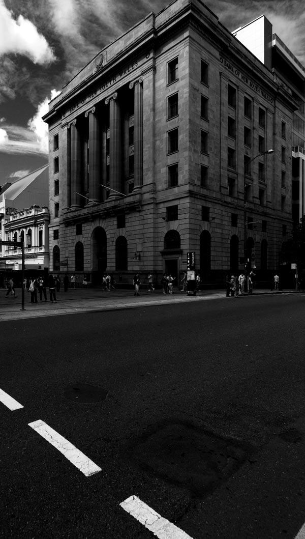 Brisbane Bank of NSW