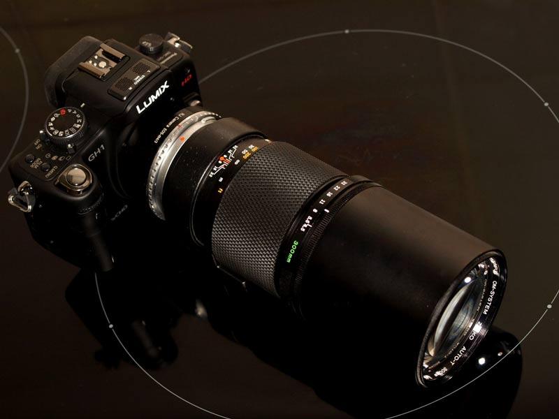 OM 300mm