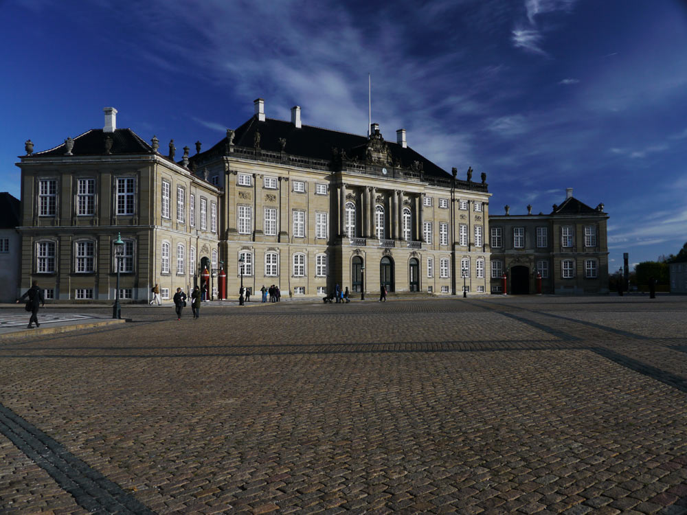 Ameliaborg palace