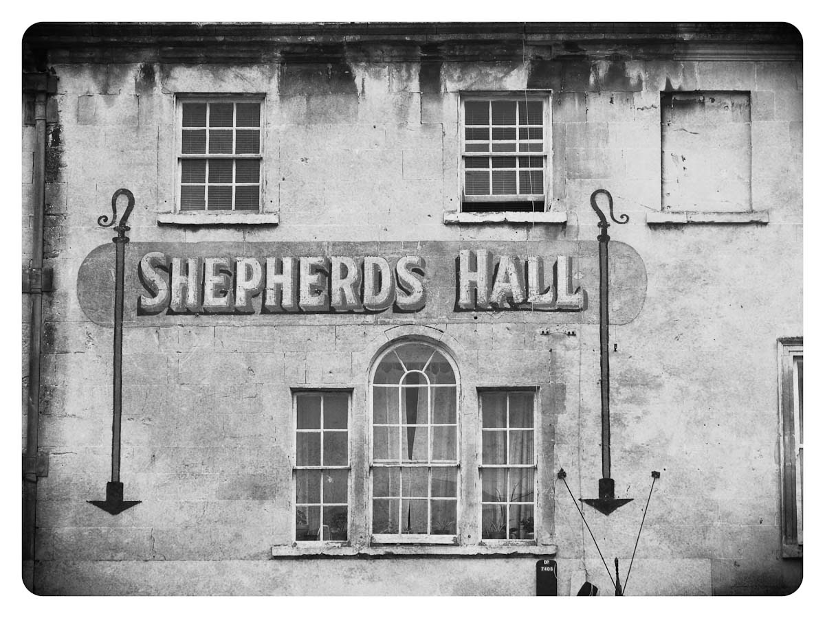 Shepherd's Hall