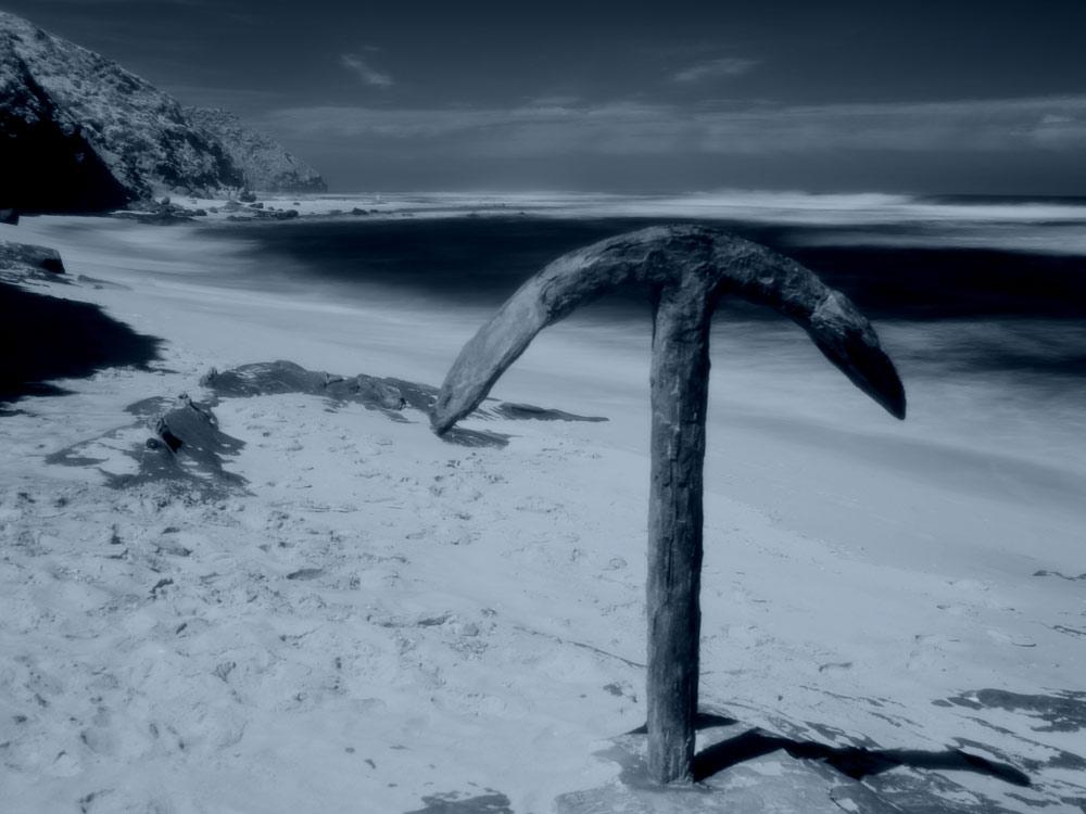 IR beach