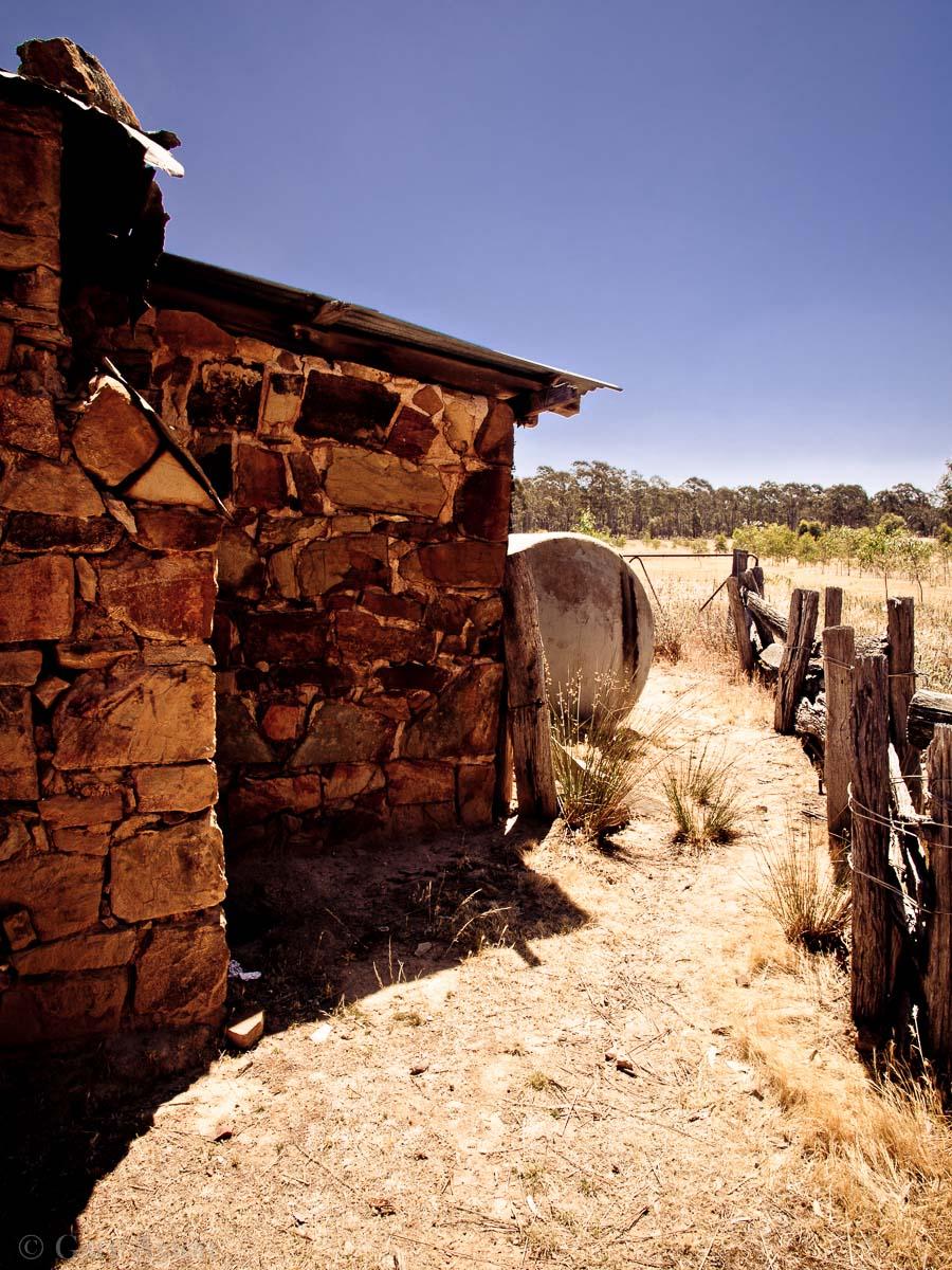 Morton's hut