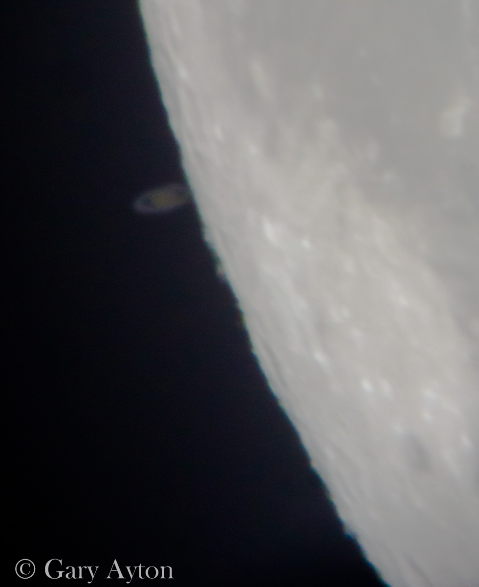 saturn occultation May 2014