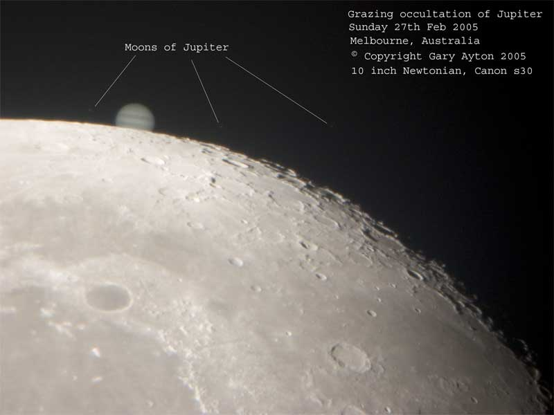 jupiter occultation