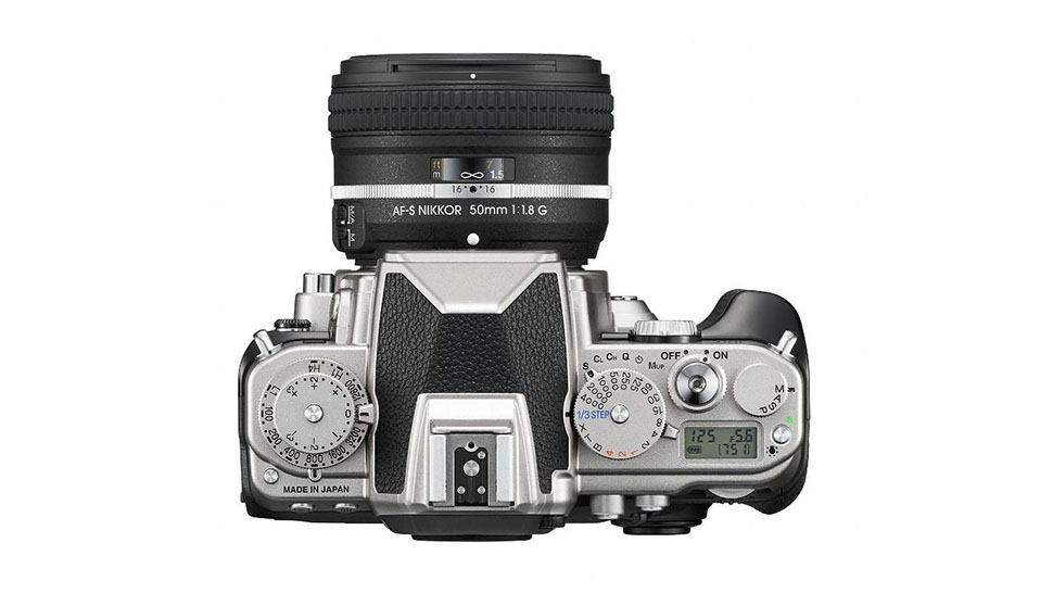 New full frame cameras – mirrorless Sony and the retro Nikon Df ...